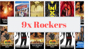 9XRockers: Download FREE HD (Hindi Dubbed) Telugu, Malayalam & Tamil Movies