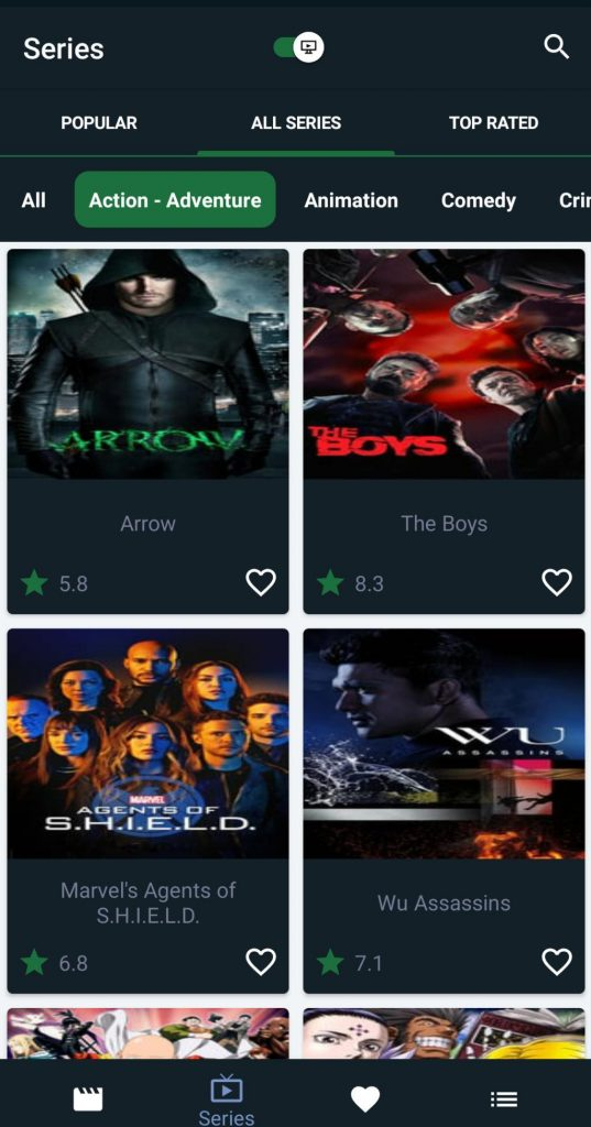 moviesflix android