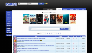 Rarbg: Get Rid of Movies and Tv series Download Problems Once and For all!!