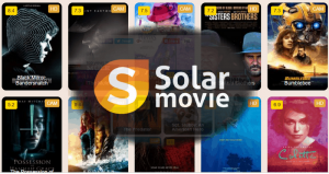 Solarmovie: Get Addicted To the Delightful Collection of HD Movies and TV shows!!!